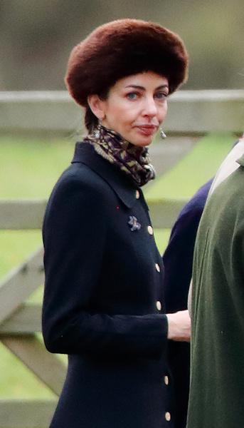 Роуз Ханбери не виделась с Кейт Миддлтон три года