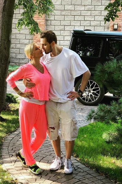 Лера и Игорь женаты уже семь лет