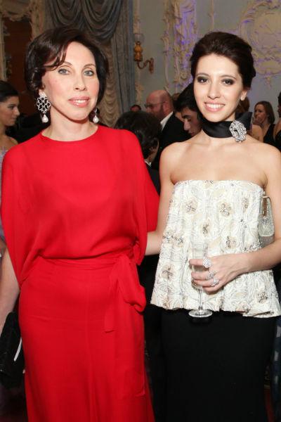 Ирина Меладзе с дочерью Ингой