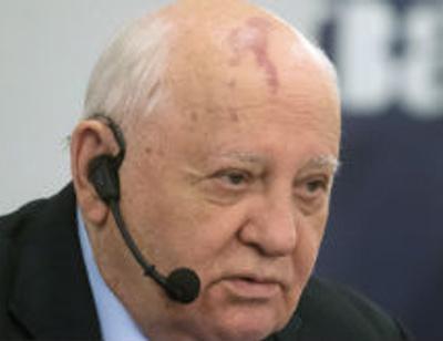 Даже «После  Кремля» Горбачев остался самим собой