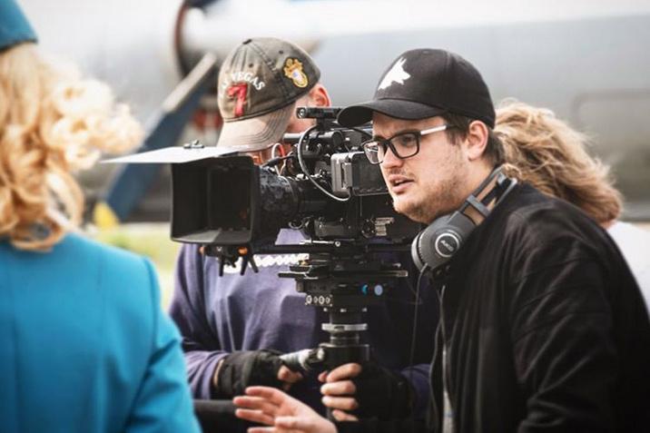 В начале года Домогаров снялся в фильме своего сына «Пальма»