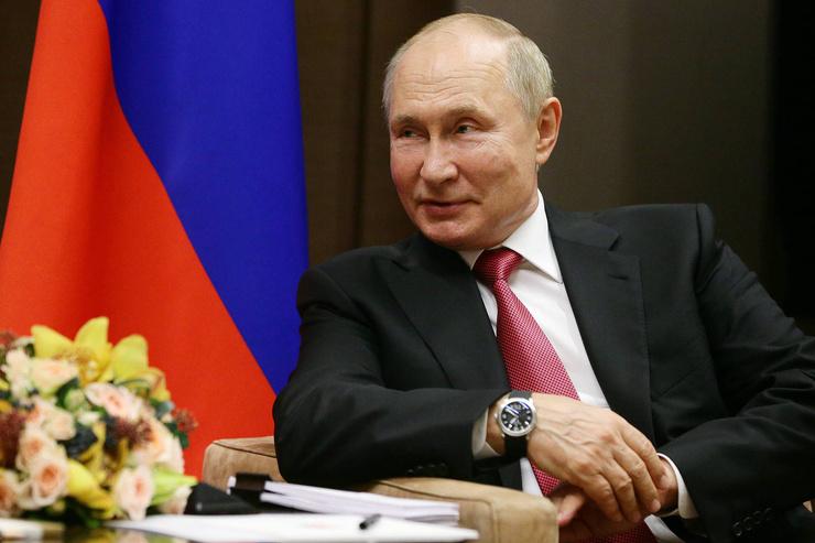 Как Владимир Путин отметит день рождения