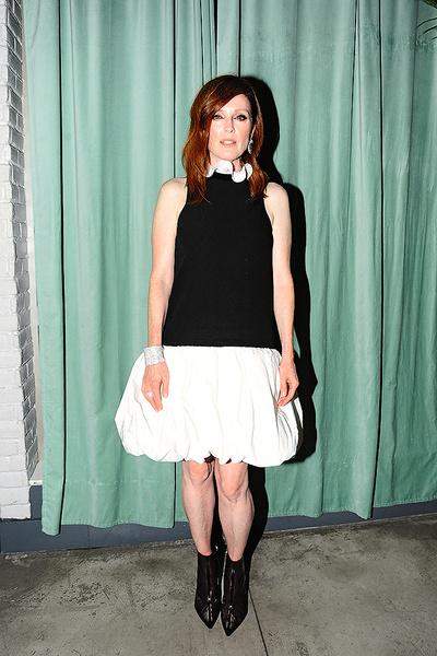 Актриса на афтепати премьеры фильма «После свадьбы», Нью-Йорк