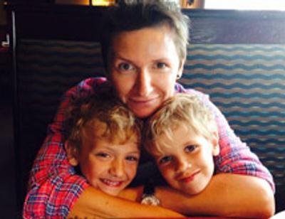 Диана Арбенина: «Мне очень хочется, чтобы дети называли меня «маменька»
