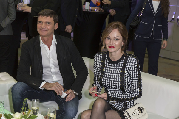 Игорь Лифанов с женой Леной