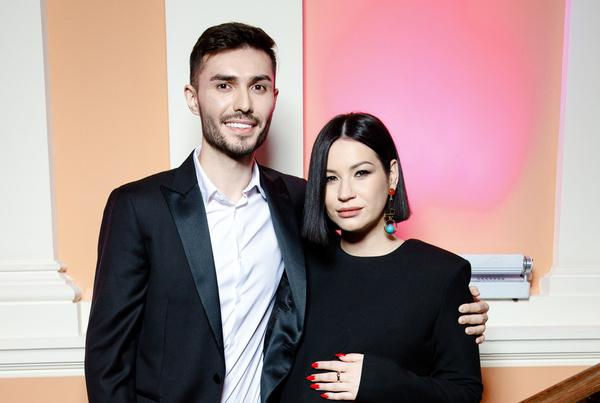Алан и Ида поженились в мае 2018 года