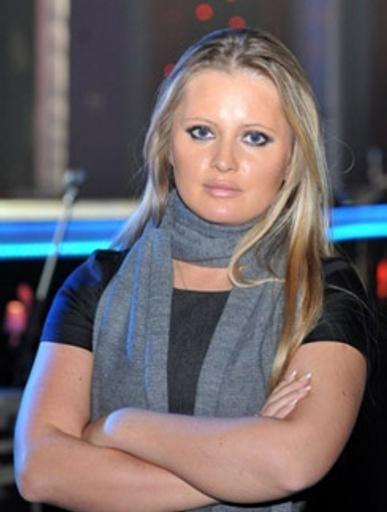 Так Дана Борисова выглядела после родов