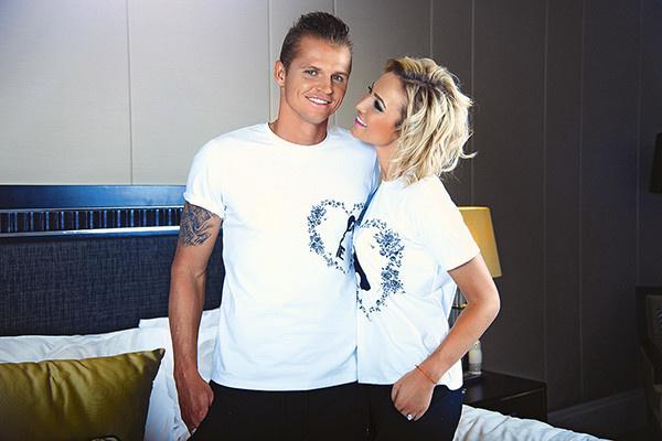 Ольга и Дмитрий считались идеальной парой