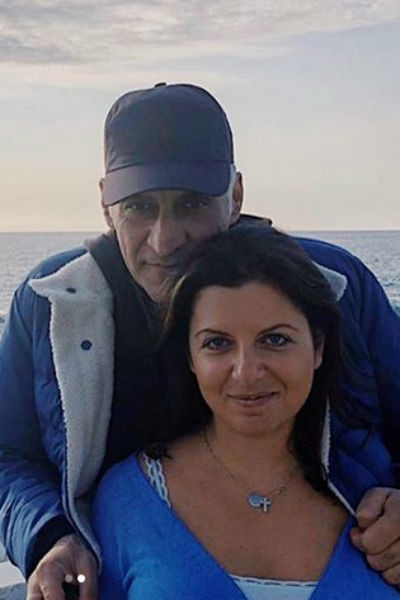 Маргарита Симоньян и Тигран Кеосаян решили пожениться