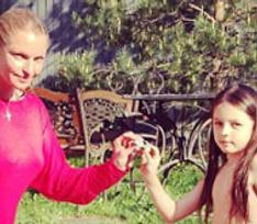 Дочь Волочковой вызвали на допрос