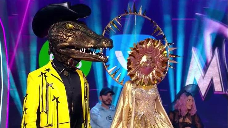 Крокодил и Солнце — новые герои проекта дебютировали на презентации