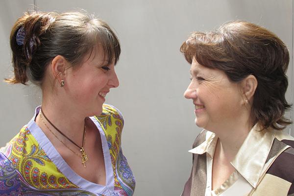 Ирина Слуцкая спасла маму, жизнь которой висела на волоске