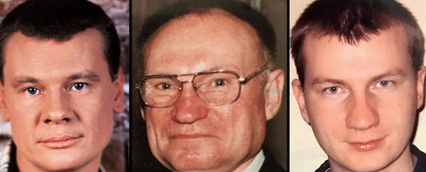 Георгий Черкасов считает, что его сын Алексей очень похож на знаменитого брата