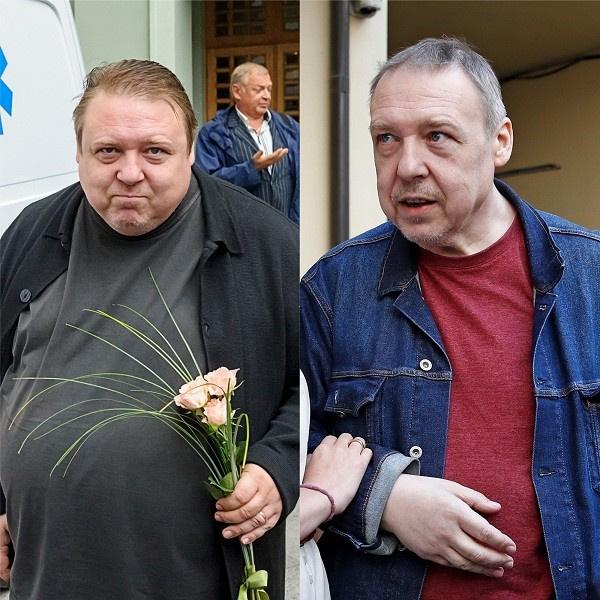 Актер сбросил 100 килограммов