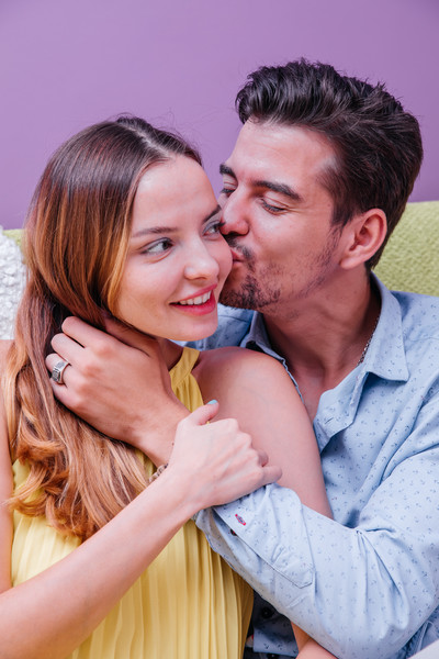 Марина счастлива рядом с Георгием