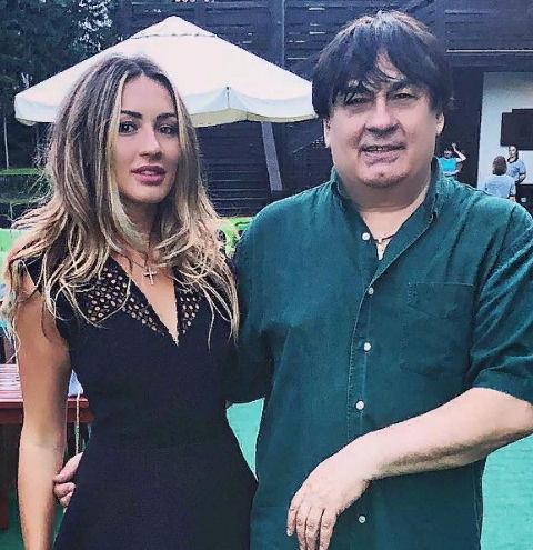 Мишель и Александр Серовы