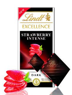 Шоколад Lindt Excellence представил новый вкус