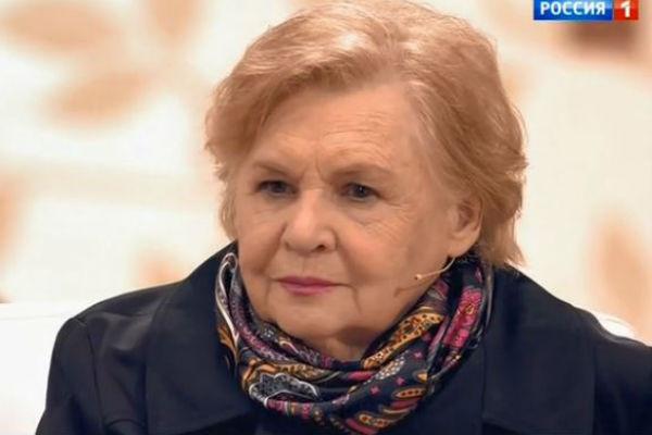 Нина Гуляева откровенно рассказала о болезнях мужа и близкого друга Олега Табакова