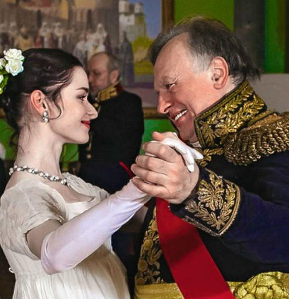 Анастасия Ещенко боготворила Соколова