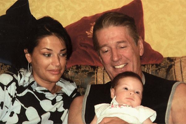 Друзья Абдулова говорят, что Женя – копия папы с самого рождения