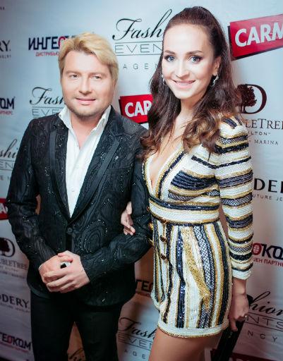 Николай Басков с возлюбленной Софи