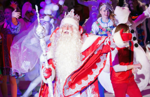 Лучшие Елки столицы: куда идти в новогодние праздники