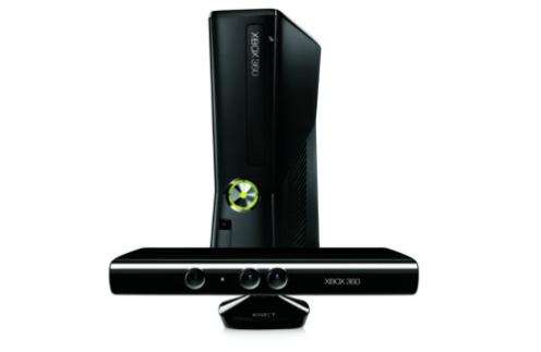 Игровая консоль Xbox 360 с сенсором Kinect, от 13 999 руб.