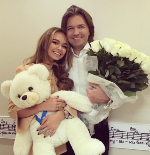 Дмитрий Маликов не взял Стефанию в свой проект
