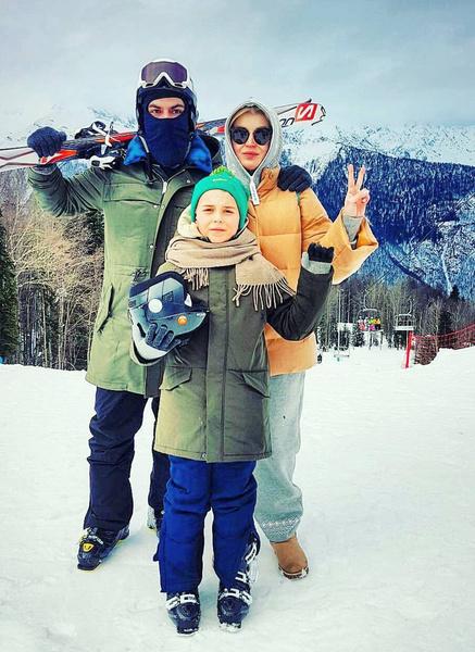 Дмитрий воспитал сына Полину как родную