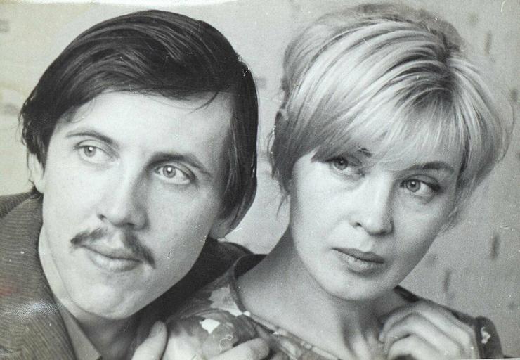 Первым мужем актрисы был Валерий Золотухин