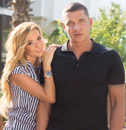 Ксения и Курбан не общались уже больше месяца