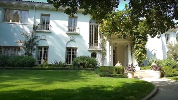 Дом, приобретенный актрисой, считается одним из самых дорогих в Лос-Анджелесе