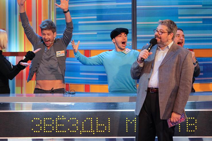И шоу «Сто к одному», и сам ведущий несколько раз номинировались на «ТЭФИ»