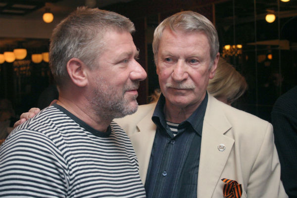 Иван Иванович гордился достижениями сына