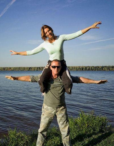 Наталья Сенчукова пожелала поклонникам «жить в любви»