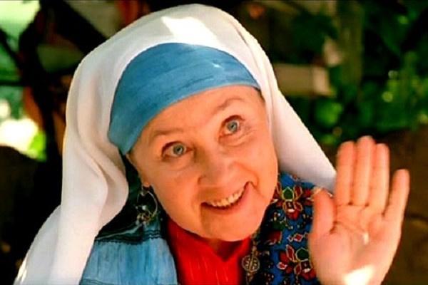 Картина «Чудная долина» с участием Надежды Румянцевой вышла в 2004 году