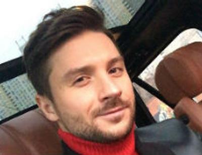 Сергей Лазарев борется с лишним весом после праздников