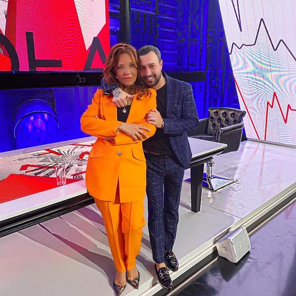 Азиза и Давид Григорян