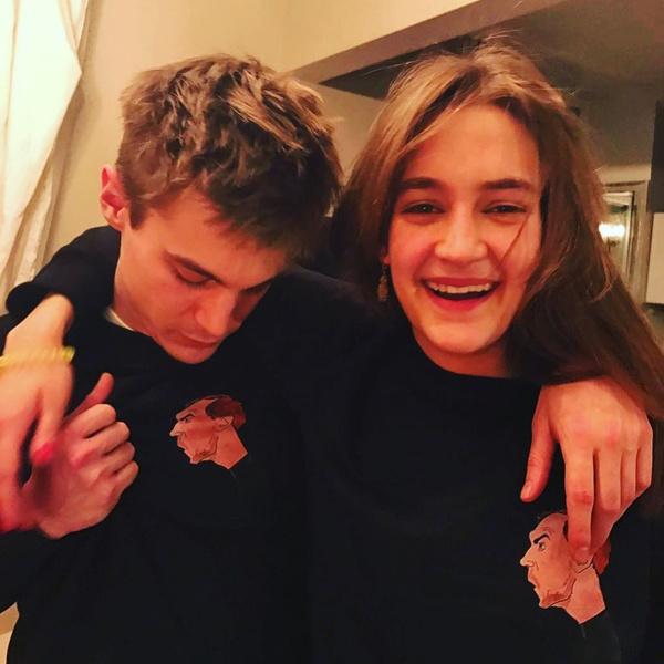 Иван и Елизавета Янковские