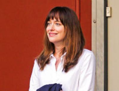Дакота Джонсон нашла любовь на съемках «50 оттенков серого»
