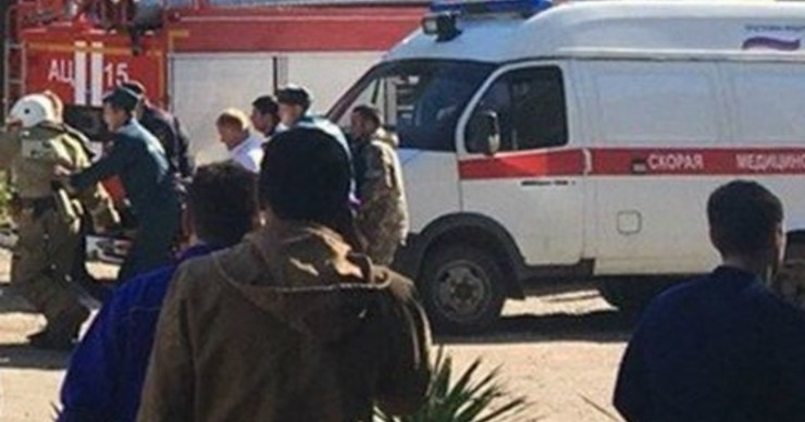 Трагедия в Керчи: взрывы и стрельба в политехническом колледже