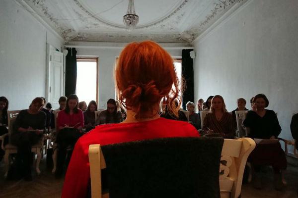 Фотографии с семинара Керро