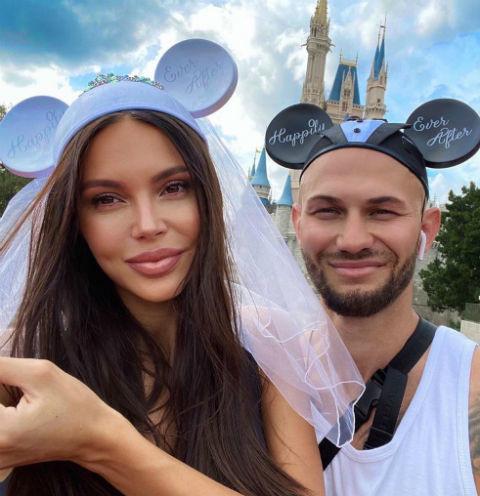 Оксана Самойлова и Джиган