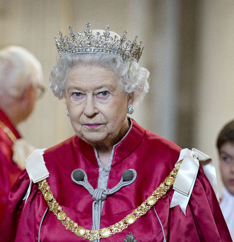 Елизавета II: «Сегодня моя семья конструктивно обсудила будущее внука»