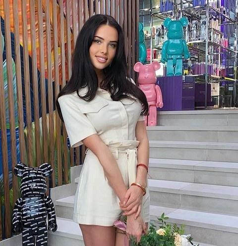 Анастасия Решетова ответила на слухи о новом романе Тимати
