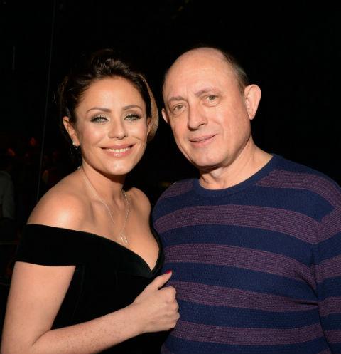 Юлия с отцом Виктором Началовым