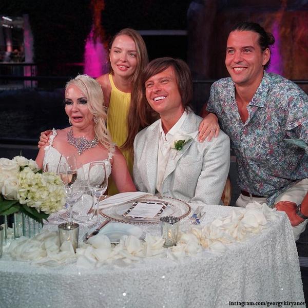 Прохор и Татьяна сыграли свадьбу с Лас-Вегасе