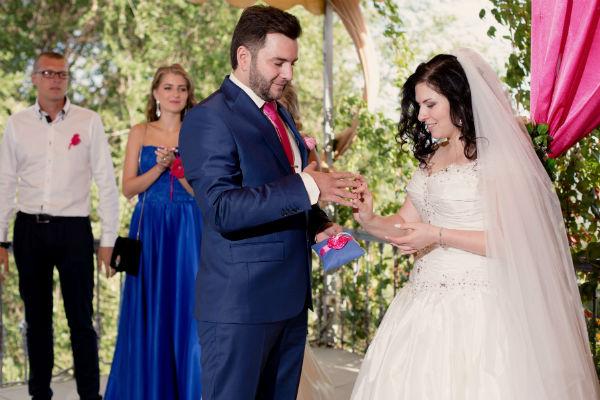 К свадьбе Катя и Денис готовились целый год