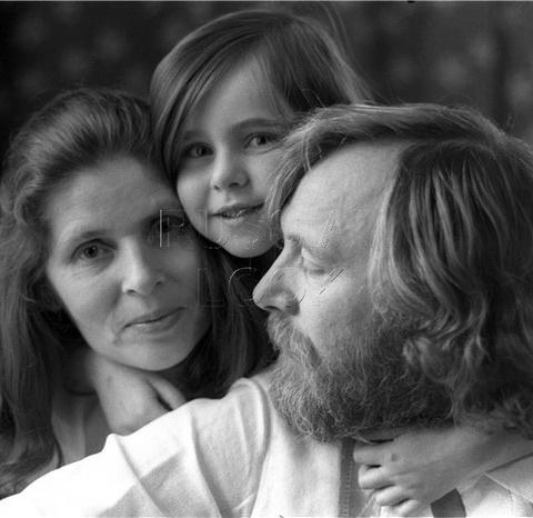 Семья Смоктуновских