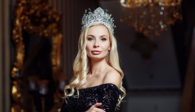 Жительница Геленджика одержала победу в конкурсе «Миссис Россия»